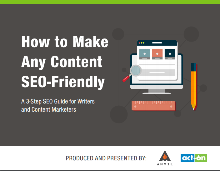 Free Search Engine Optimization (SEO) White Paper | Anvil Media Inc.