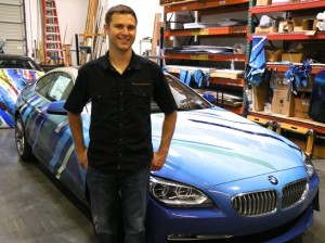 BMW Portland Contest Winner