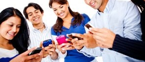 young-people-texting-on-their-cell-phones