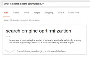 Optimizing for Google Direct Answers