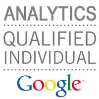Google Analytics Qualified Individuals