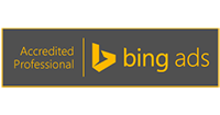 Bing Ads Badge