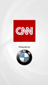 CNN Presented by BMW