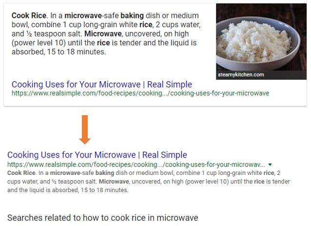 Importance of rich snippets in your SEO strategy