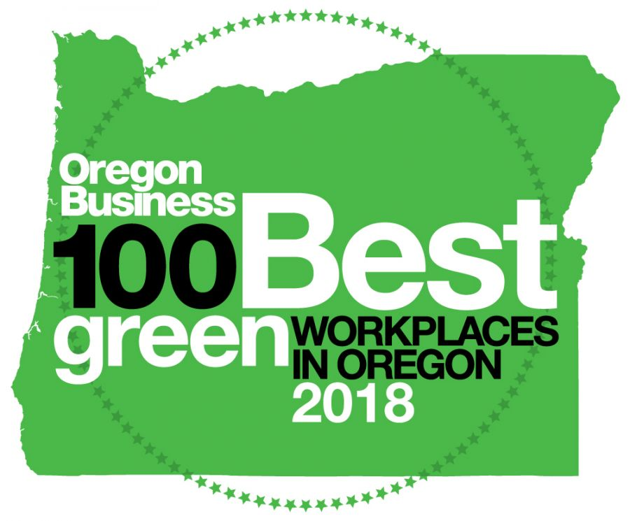 2018 100 Best Green Workplaces in Oregon
