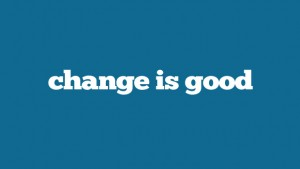 Change is good, even in SEO!